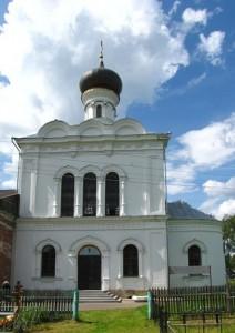 Иоанно-Предтеченский храм д. Грибаново